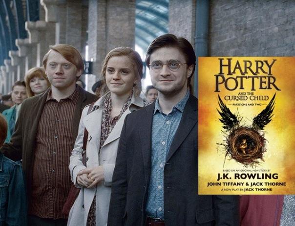 Новая книга о Гарри Поттере появится в Петербурге к середине августа
