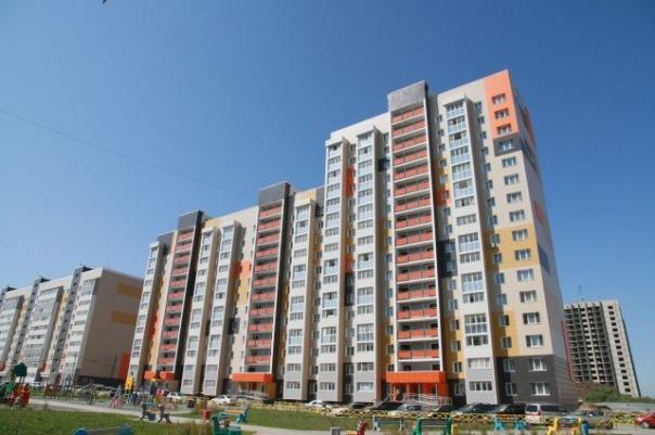 В июле объем ввода жилья в Петербурге увеличился в 2,5 раза