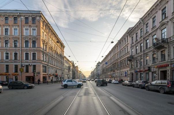 Литейный проспект в Петербурге будут ремонтировать по ночам