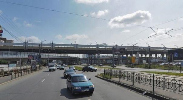 Август поставит рекорды по объему дорожных работ в Петербурге