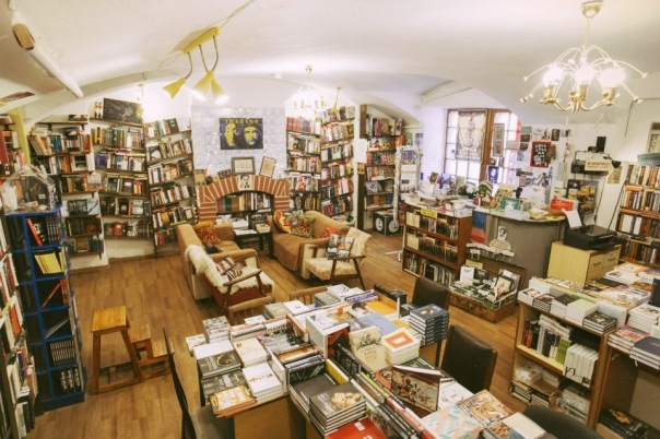 Книжный магазин и клуб чайной культуры Все Свободны