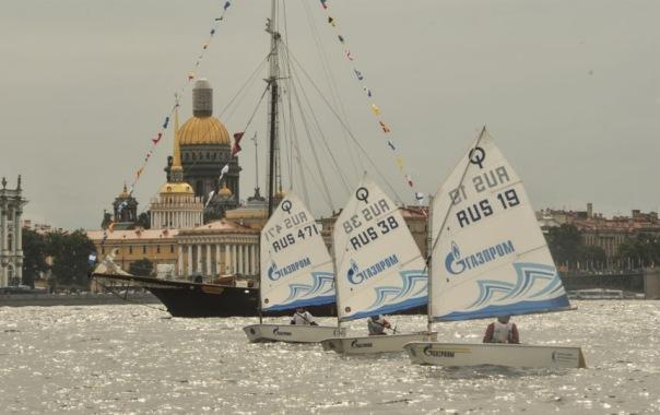В Петербурге открылся III Международный морской фестиваль