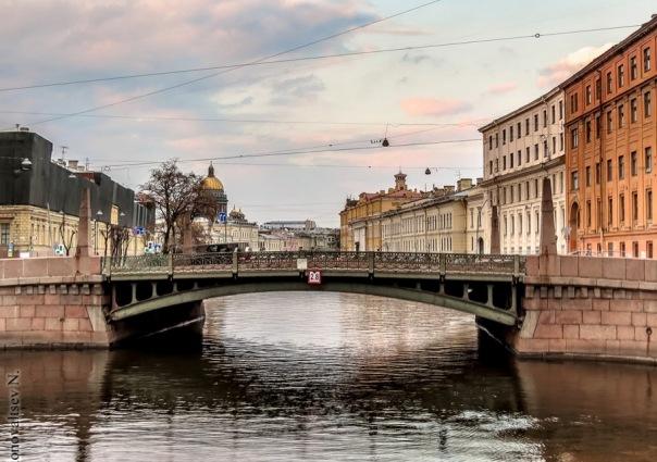 Романтичный Петербург