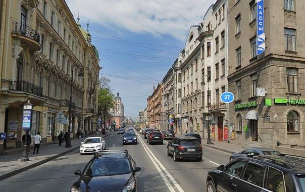 Каменноостровский проспект в Петербурге будут закрывать на ремонт по входным