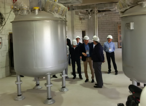 В 2017 году в Петербурге откроется завод по производству инсулина
