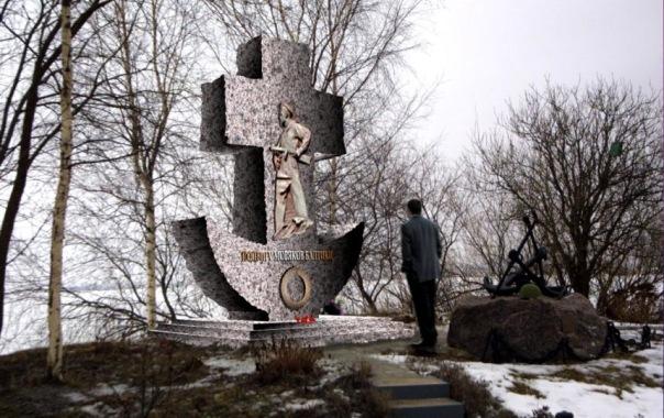 На гранитный памятник Первому Морскому десанту в Петербурге не хватило денег