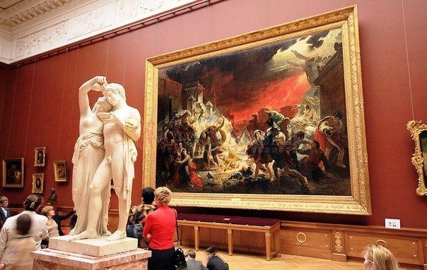 В Эрмитаже весь год будут читать лекции по искусству и живописи
