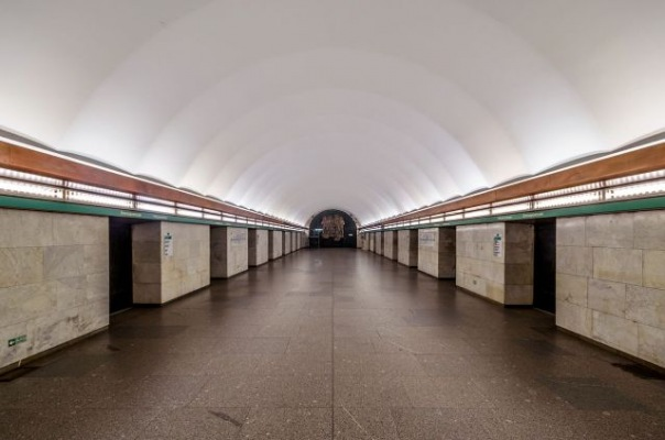 Елизаровскую в Петербурге откроют после капремонта в декабре