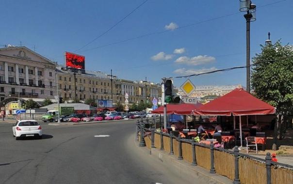 Более 60 ларьков и торговых точек на Сенной площади в Петербурге могут снести