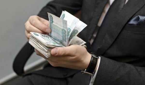 Средняя зарплата в Петербурге в текущем году выросла на 10%