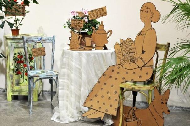 В Ботаническом саду в Петербурге напоят чаем, покажут уникальные бегонии и чайный куст