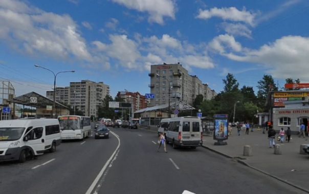 После Сенной площади Смольный возьмётся за рынок у метро Проспект Ветеранов