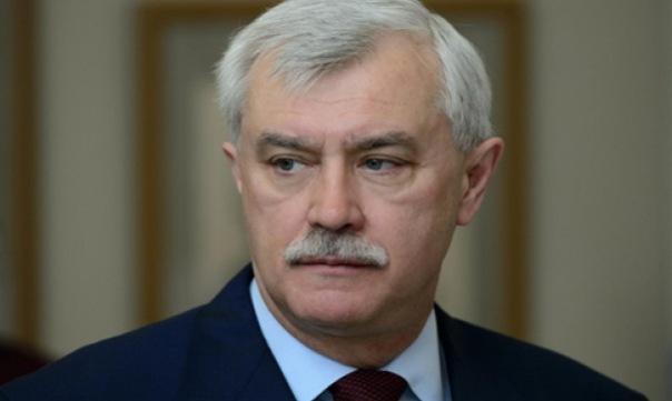 Георгий Полтавченко останется руководить Санкт-Петербургом
