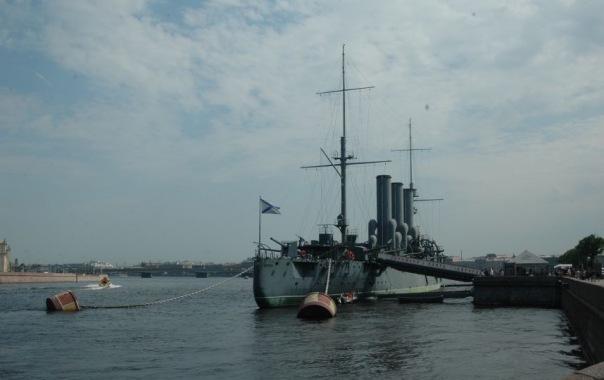 УФАС опять продлило проверку ремонта крейсера Аврора