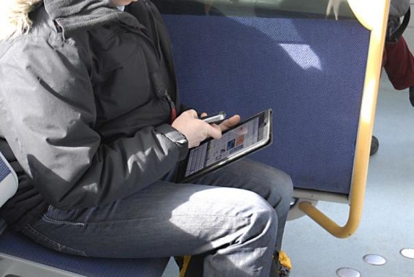 В метро Петербурга появится бесплатный Wi-Fi в феврале 2017 года