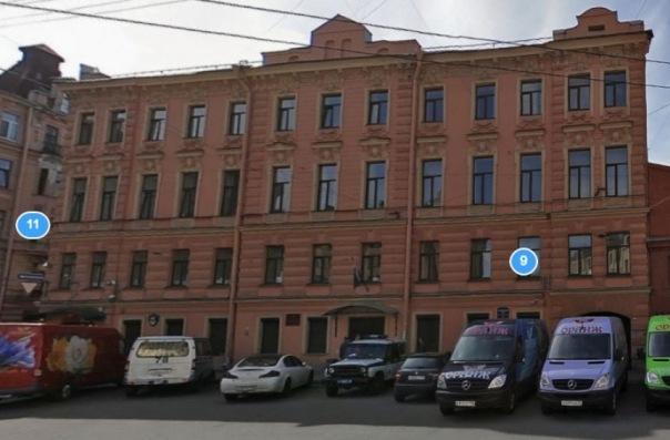 Из-за разлива ртути в Петербурге закрыли здание районного суда