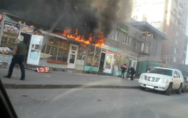 Морозы могли стать причиной серии пожаров в Петербурге