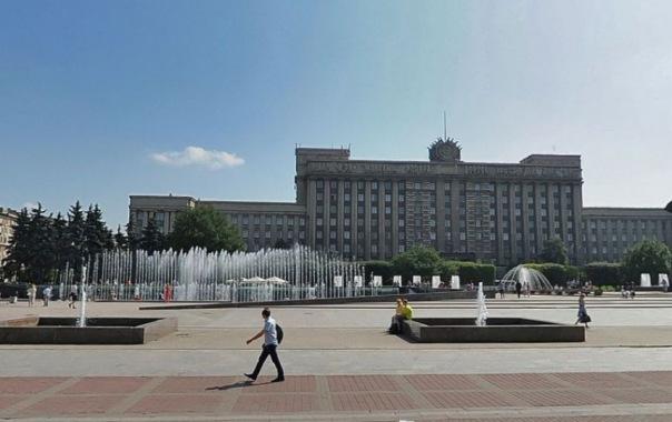 Сезон фонтанов в Петербурге завершится 30 октября