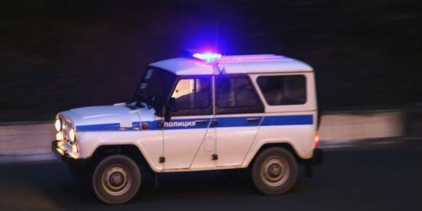 Грабитель пытался взорвать банкомат в Красном Селе