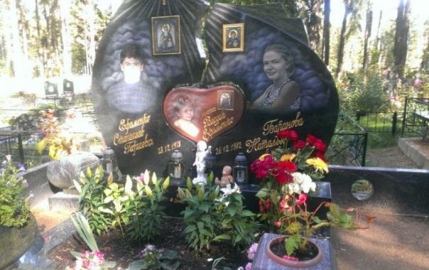 Под Петербургом вандалы осквернили могилы жертв авиакатастрофы