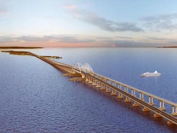 Подорожник, посвященный Крымскому мосту, появится в кассах метро Петербурга 4 ноября