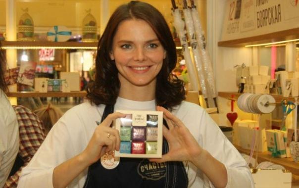 Елизавета Боярская продала сладости, чтобы помочь детям