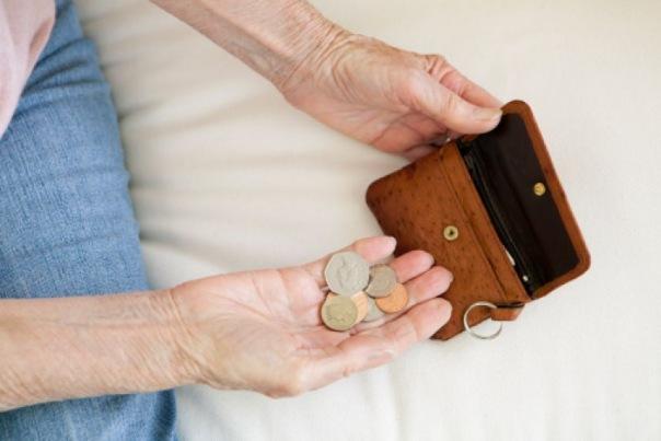 Пенсионерка из Петроградского района отдала 600 тысяч лжесыну