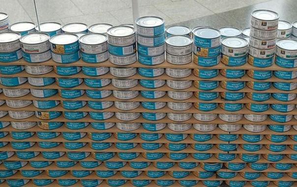14,5 тонн консервов с тунцом из Таиланда не пустили в Петербург