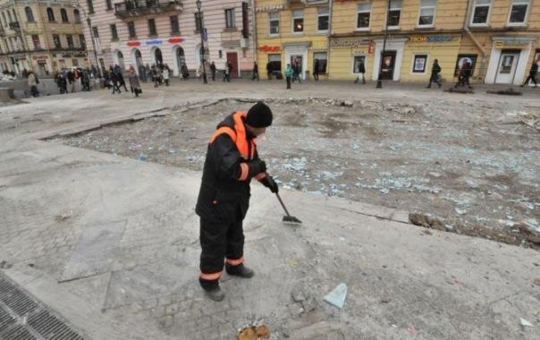 Петербуржцам предлагают определить внешний вид Сенной площади
