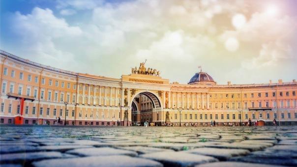 Санкт-Петербург официально признан культурной столицей мира