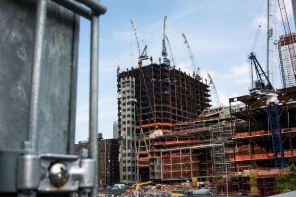 В 2016 году в Петербурге продали больше жилья, чем построили