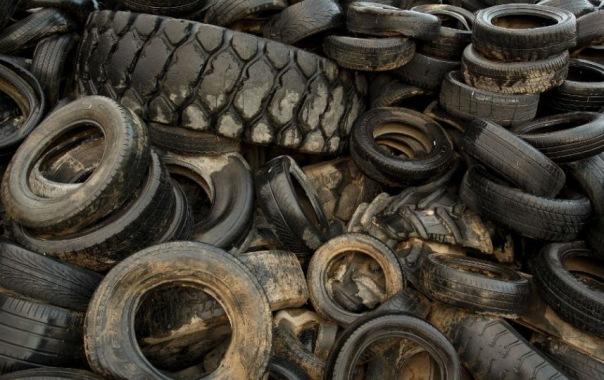 Петербуржцы за год сдали рекордное количество старых батареек и покрышек