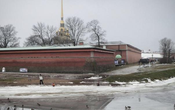 Рождество отметят на Соборной площади Петропавловской крепости