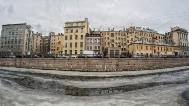 Потепление в Петербурге приведёт к гололедице на дорогах