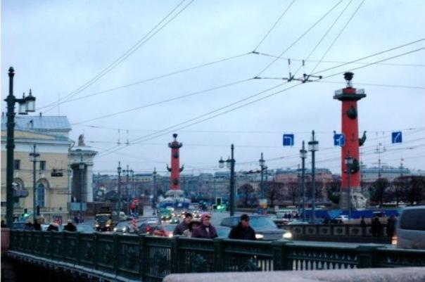 МЧС предупреждает об усилении ветра в Петербурге 12 и 14 января