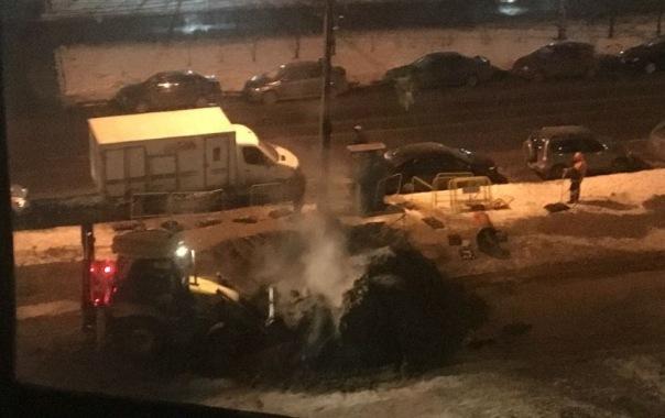 В 28 домов на Сикейроса в Петербурге вернулось тепло и горячая вода