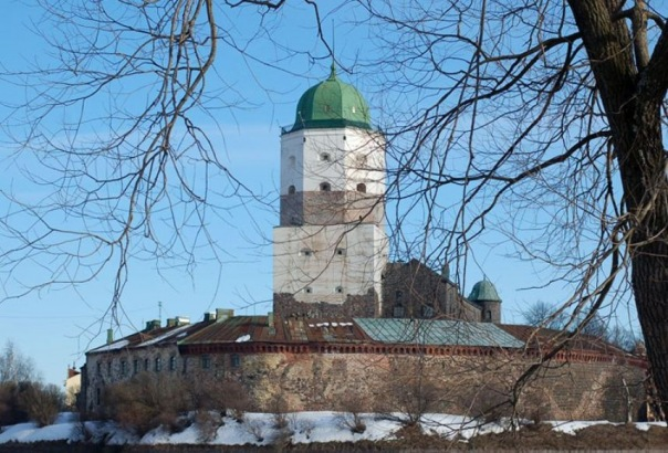 Орден меченосцев требует вернуть Выборгский замок