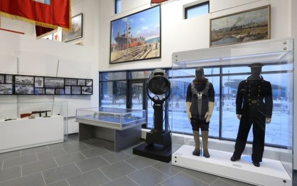 Музей Дорога жизни на Ладоге стал интерактивным