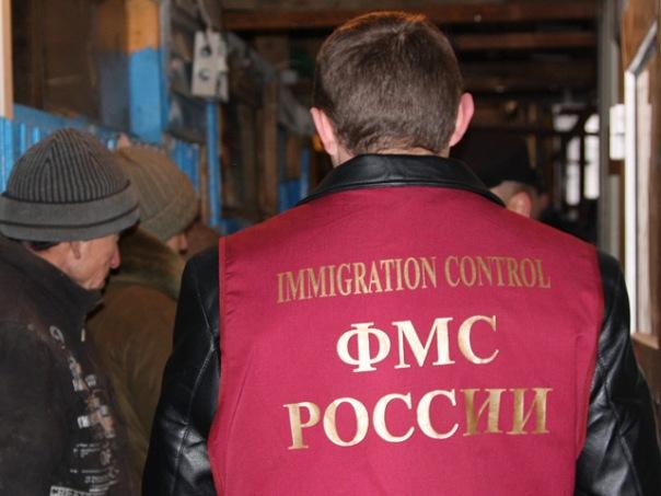 Из Петербурга выдворено почти 1500 нелегальных мигрантов