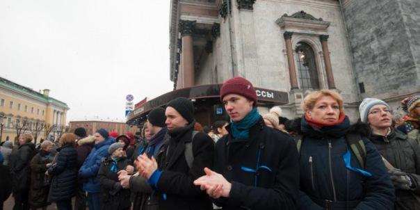 Милонов и Вишневский подвели итоги шествий вокруг Исаакия