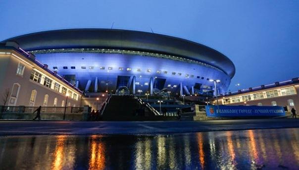 Суд Петербурга признал законным расторжение контракта на стадион с Инжтрансстроем