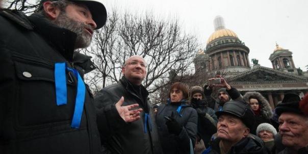 Исаакиевская оппозиция начала готовить референдум