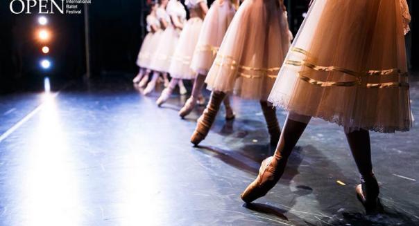 Dance Оpen 2017: «Буря» придёт в Петербург в апреле