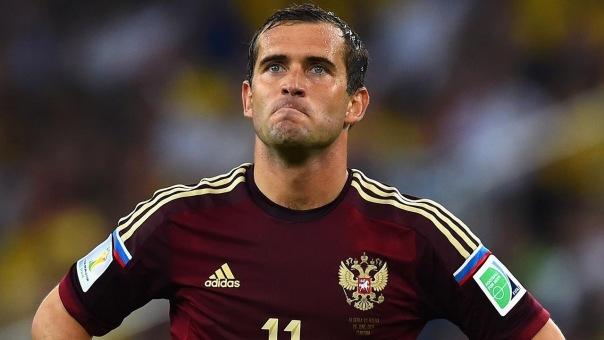 Кержаков хотел бы работать в структуре Зенита после завершения карьеры