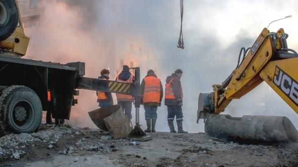 Более 80 домов остались без тепла в Купчино