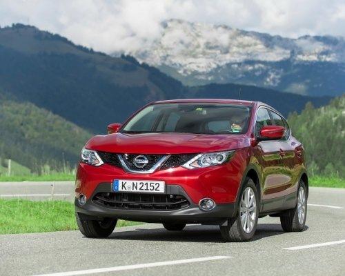 Nissan запустит производство обновленного Qashqai в Петербурге