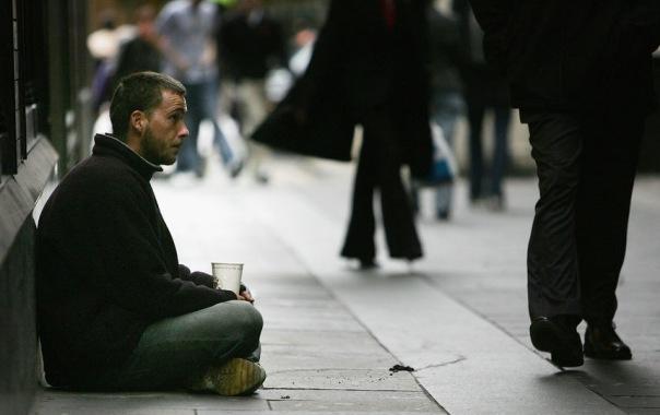 В Петербурге создали тест на риск оказаться бездомным