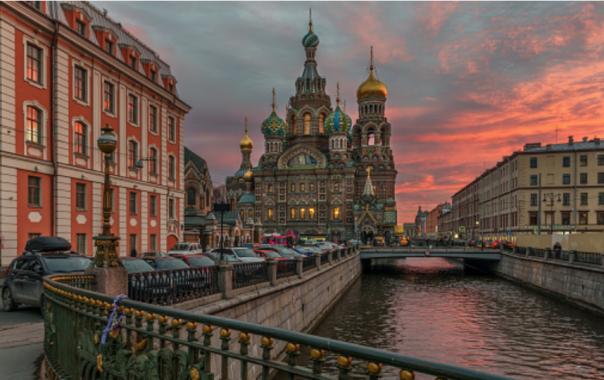 Погода в Петербурге на неделю: к выходным опять похолодает
