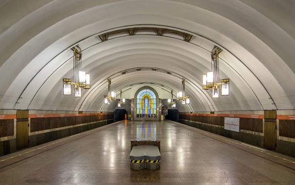 Wi-fi в метро Петербурга сначала появится на оранжевой ветке роутеры уже установили