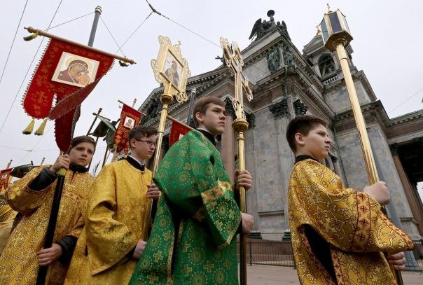 Исаакиевский собор могут передать РПЦ 12 июля